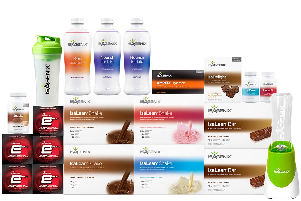 Weight Management Premium Pack