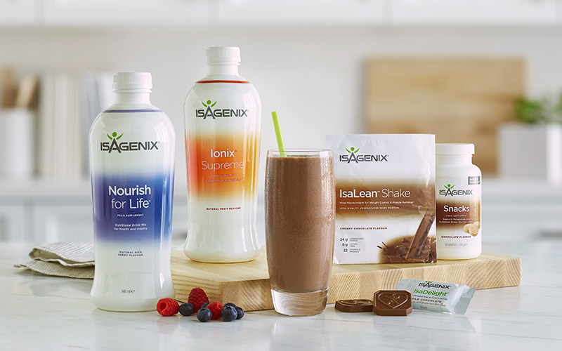 The Ideal Isagenix Cleanse Day 1