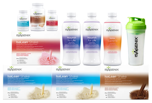Lifestyle 30 day systems